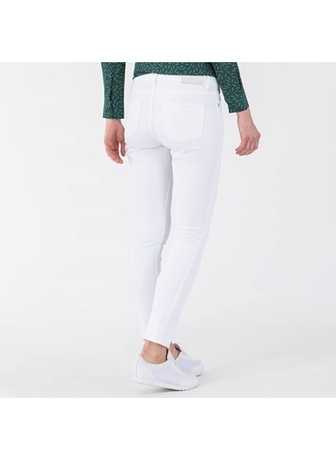 Lacoste Kadın  Pantolon HF5229.04B Beyaz